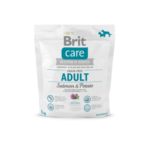 Brit Care GF Adult Salmon &...