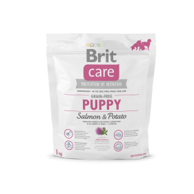 Brit Care GF Puppy Salmon &...
