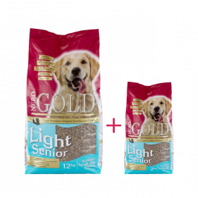 Nero Gold Light & Senior 12...