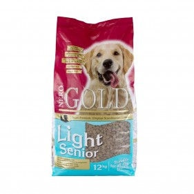 Nero Gold Light & Senior 12 kg