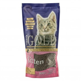 Nero Gold Cat Kitten 0,8 kg