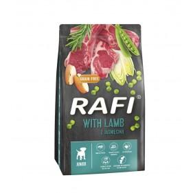 Rafi Junior z jagnięciną 10kg