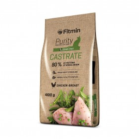 Fitmin cat Purity Castrate...