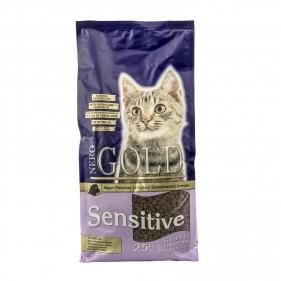 Nero Gold Cat Sensitive 2,5 kg