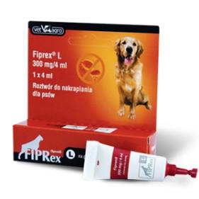 VET-AGRO Fiprex L 300 mg/4 ml