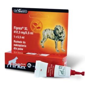 VET-AGRO Fiprex XL 412,5...