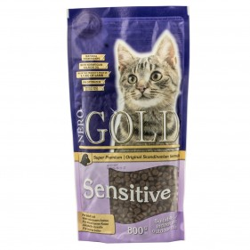 Nero Gold Cat Sensitive 0,8 kg