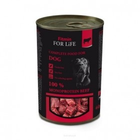 FITMIN FOR LIFE ADULT BEEF...