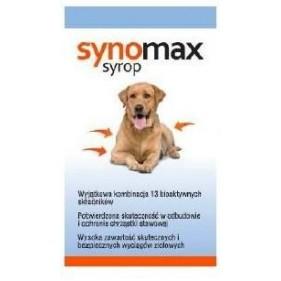 SYNOMAX 250 +25 ML  syrop...