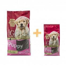 Nero Gold Puppy 12 kg + 2,5 kg